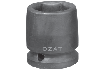 "1/2"" SQ. DR. X 1-3/16"" 30 MM SOCKET"