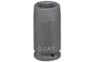 "1/2"" SQ. DR. X 28 MM DEEP WELL SOCKET"
