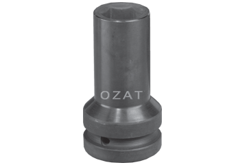 "1"" SQ. DR. X 1-1/16"" 27 MM THIN WALL DEEP WELL SOCKET"