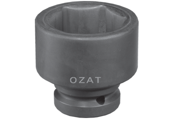"1"" SQ. DR. X 2-1/4"" 57 MM SOCKET"